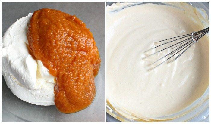 Easy pumpkin dip recipe