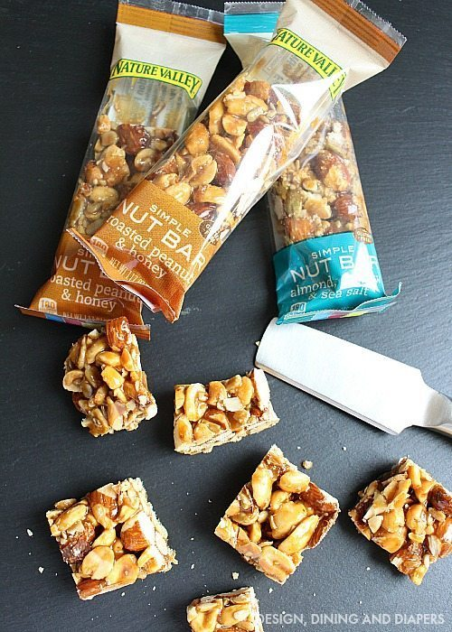 GF Nature Valley Simple Nut Bars