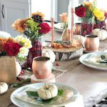 Thanksgiving Table Setting and More