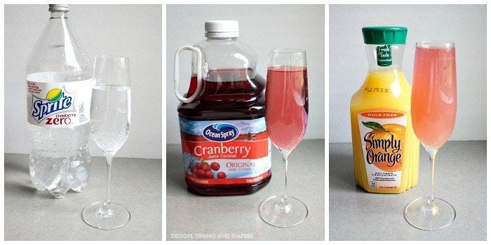 Cranberry Orange Cocktail Mix