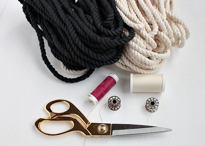 rope basket supplies