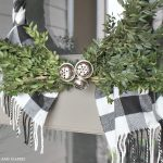 Buffalo Check Wreath