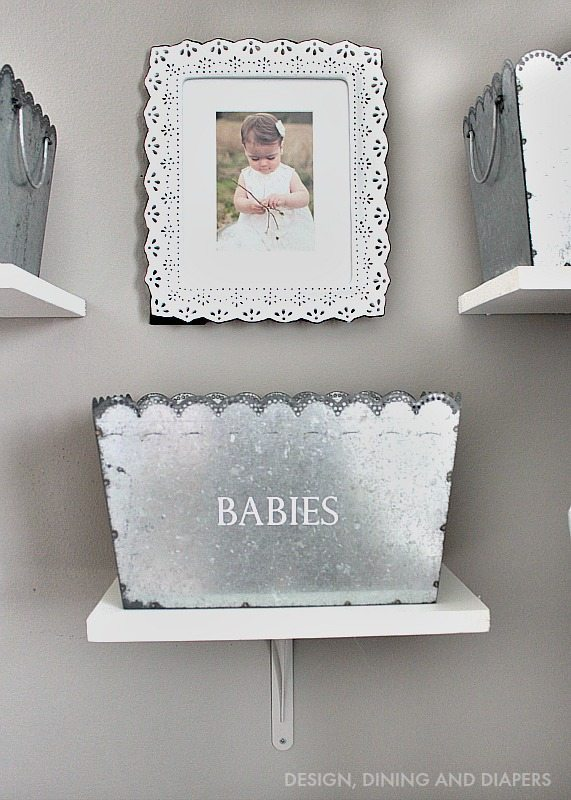 Little Girl Room Organization