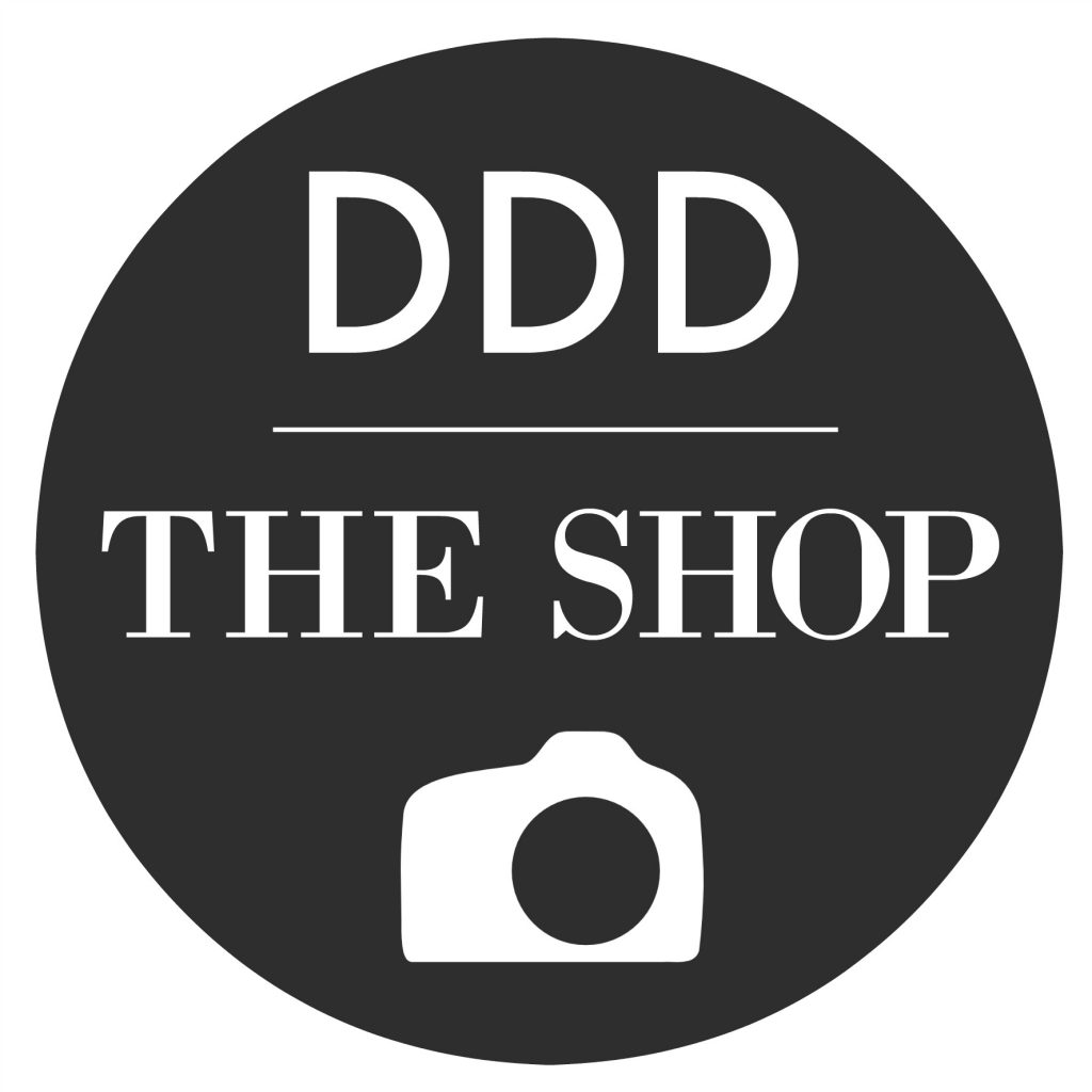 DDD The Shop Logo