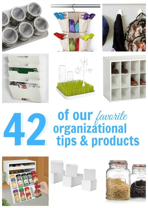 organize feature