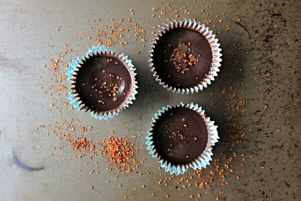 Chocolate-Sunbutter-Cups