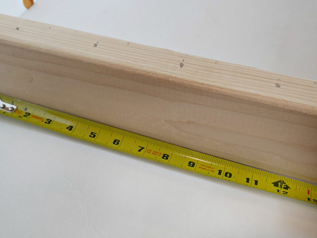 measure vase holes