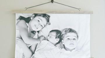 Large Vintage Inspired Picture Frame