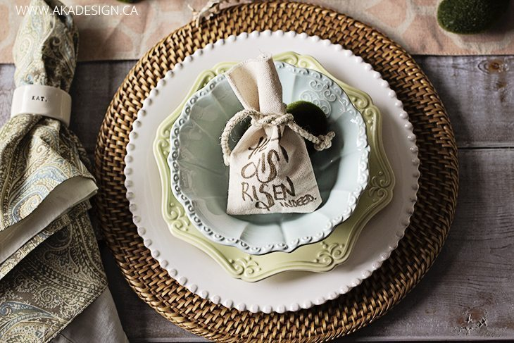 Rattan-charger-scalloped-plates-napkin-easter