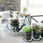 Spring Outdoor Living Space