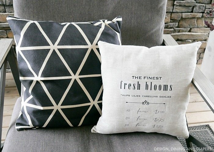 Vintage Style Pillows