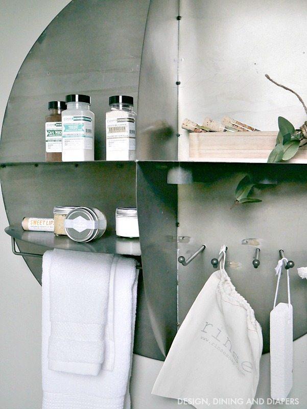 Bathroom Station
