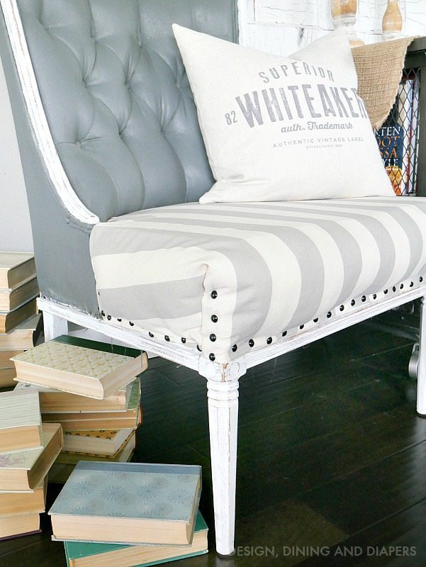 Farmhouse Chair Makeover