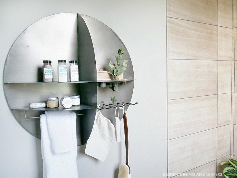Industrial Modern Bathroom Decor