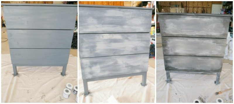 Progression of Dresser