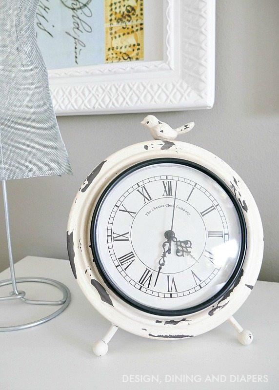Rustic Farmhouse Clock