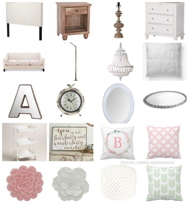 Whimsical Little Girl Room Ideas