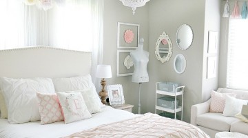 Whimsical Little Girl's Room Reveal
