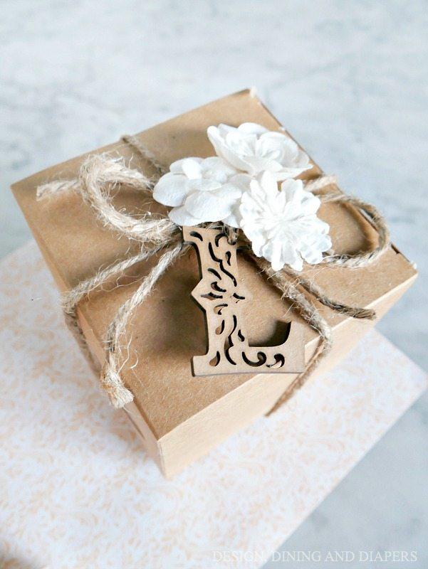 DIY Gift Idea Homemade Soaps in Cute Box