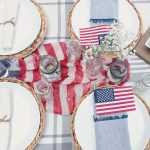 Tips For Creating a Patriotic Tablescape on a Budget