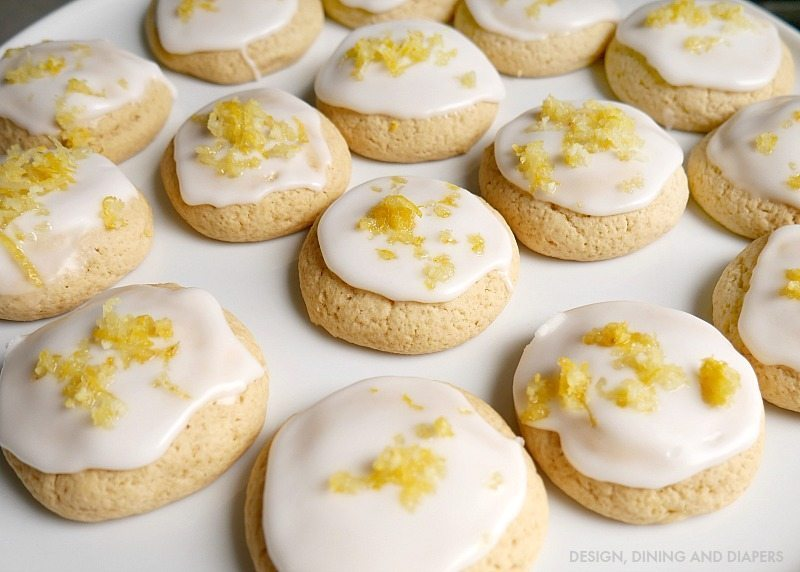 GF LEMON COOKIES