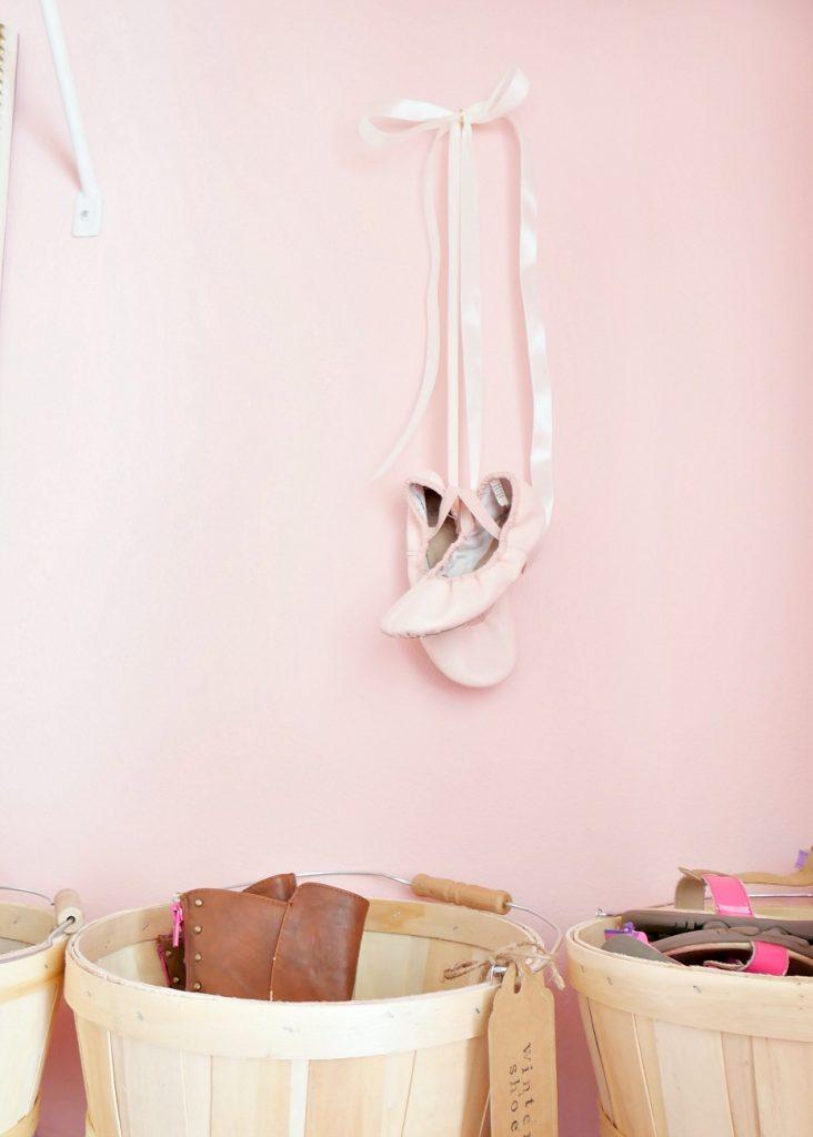 Little Girls Closet - First Ballet Shoes