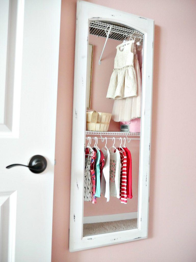 Little Girls Closet-Full Length Mirror