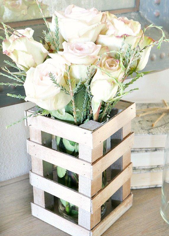DIY Decorative Vase