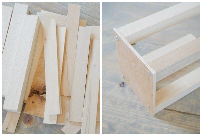 DIY Wooden Vase 1