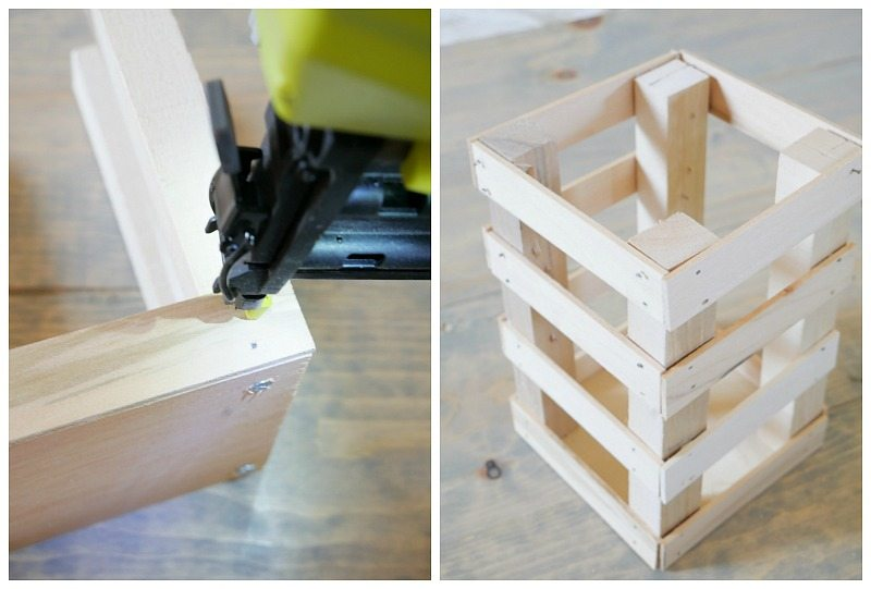 DIY Wooden Vase 2