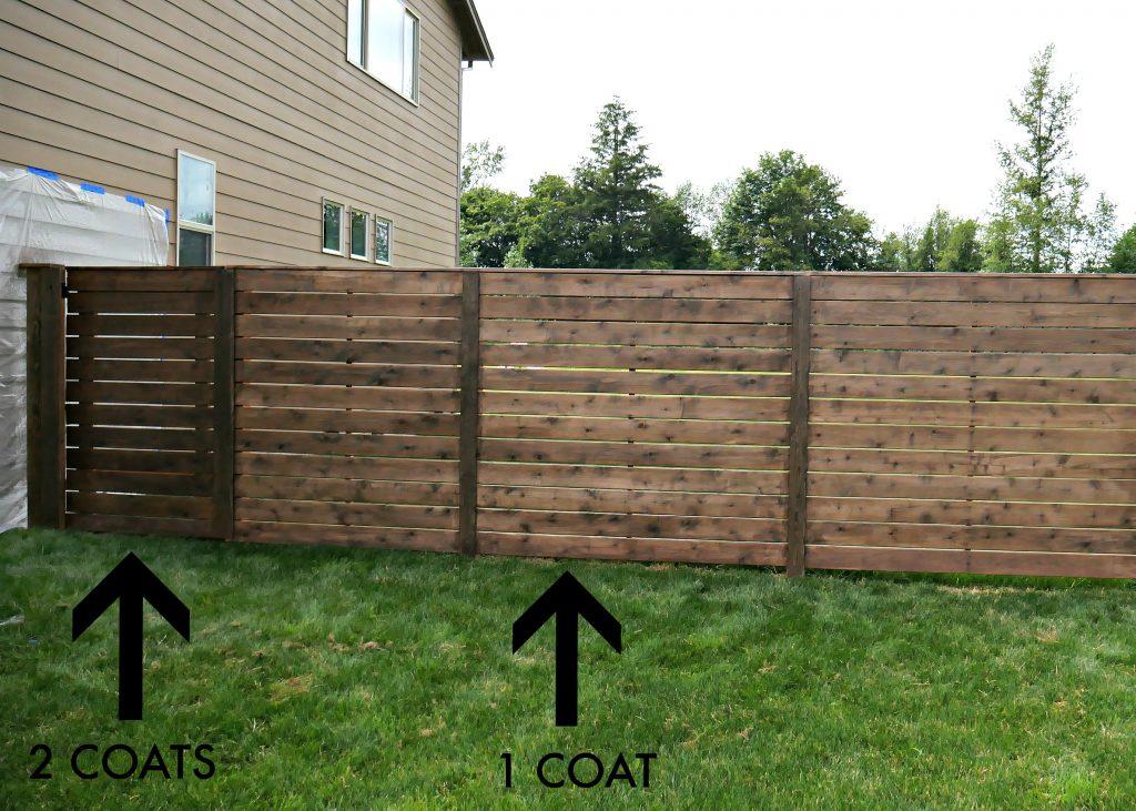 Tips For Staining A Fence Taryn Whiteaker