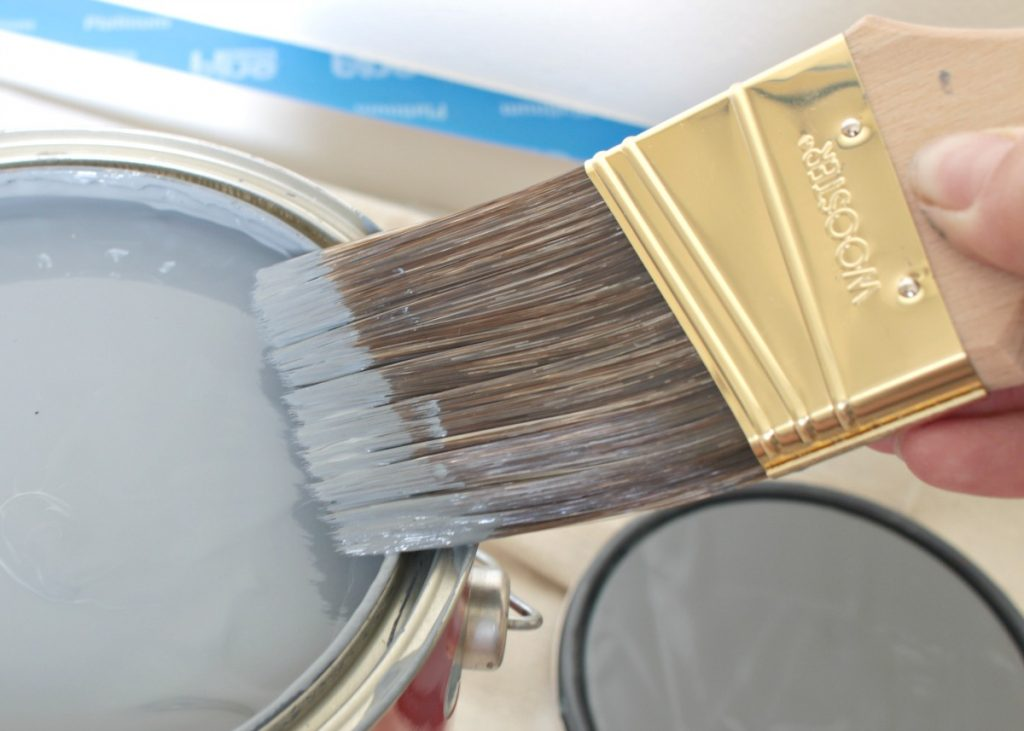 Guest Room Makeover - Brush