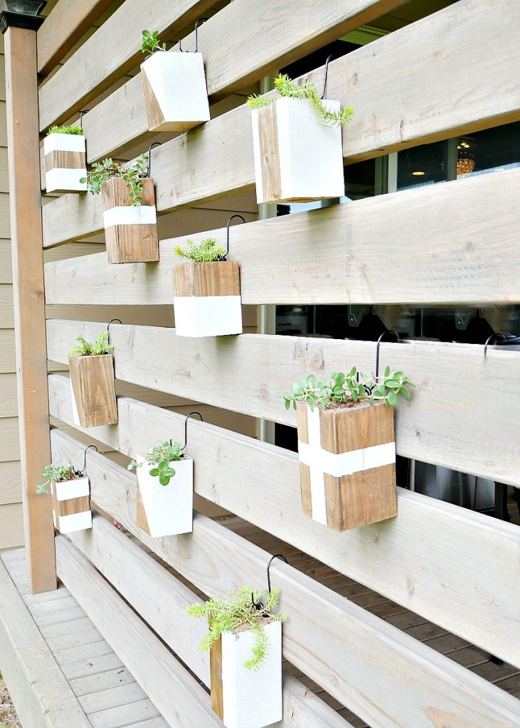 Hanging Wood Planters - Final 1