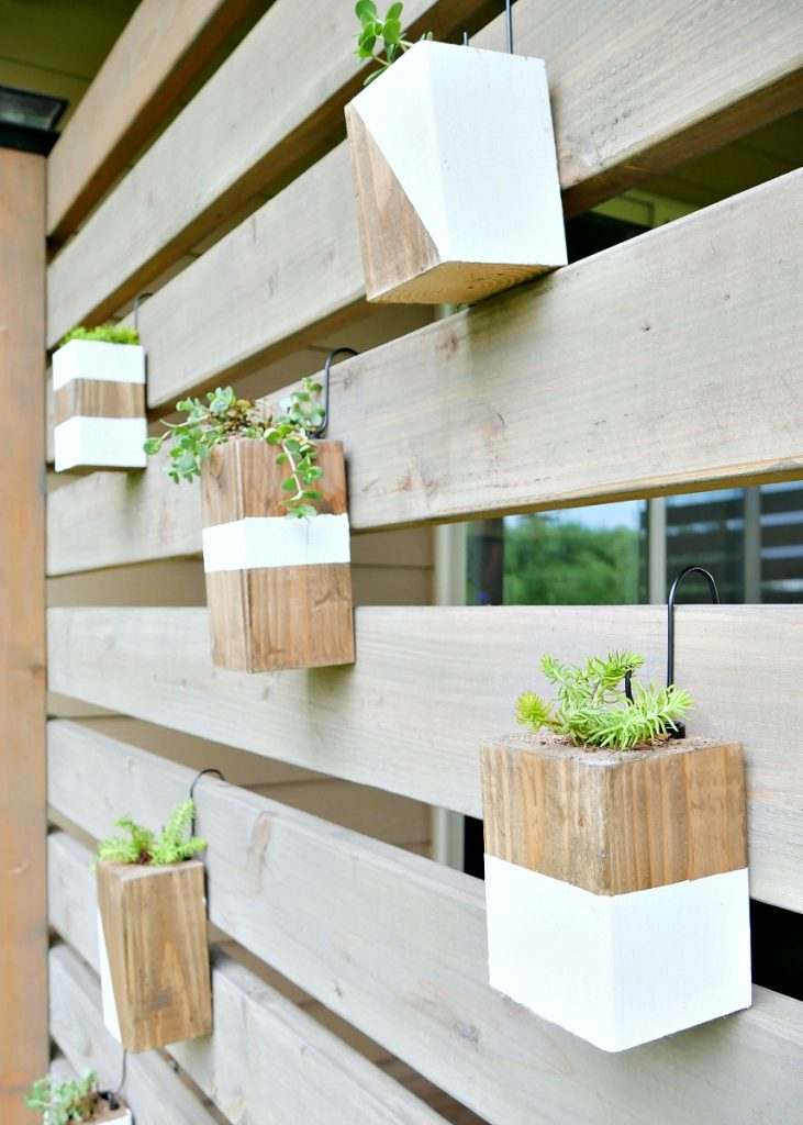 Hanging Wood Planters - Final 2
