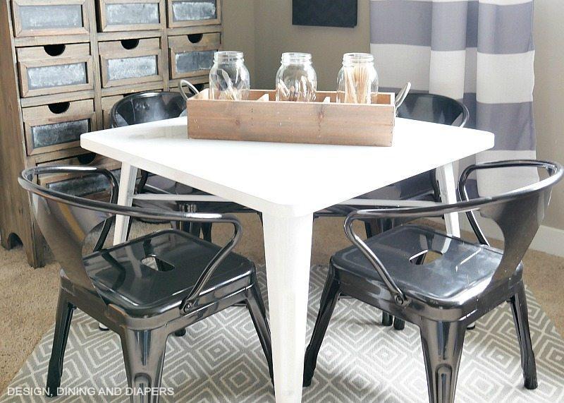 Farmhouse Kid S Table And Chair Set Taryn Whiteaker