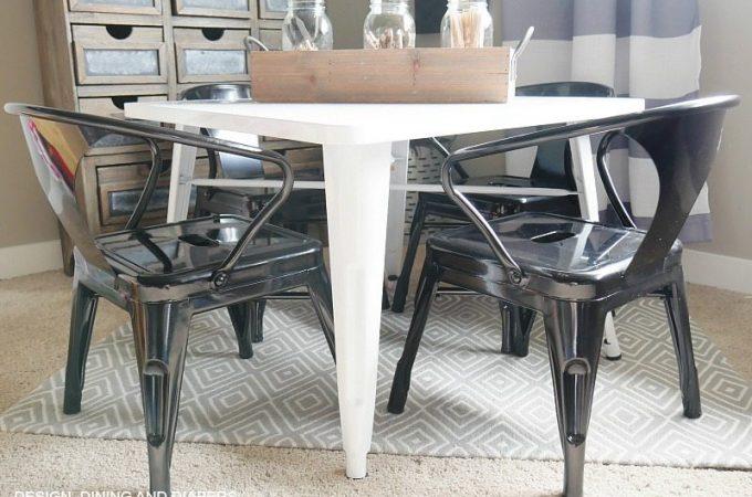 Modern Farmhouse kid's table