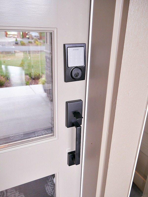 Schlage Sense Door Handle and Keyless Entry