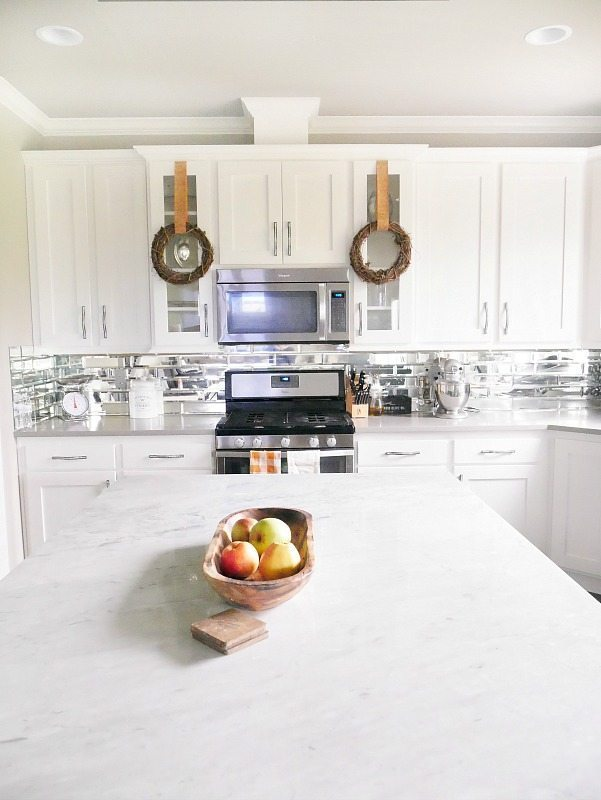white-kitchen-with-fall-decor