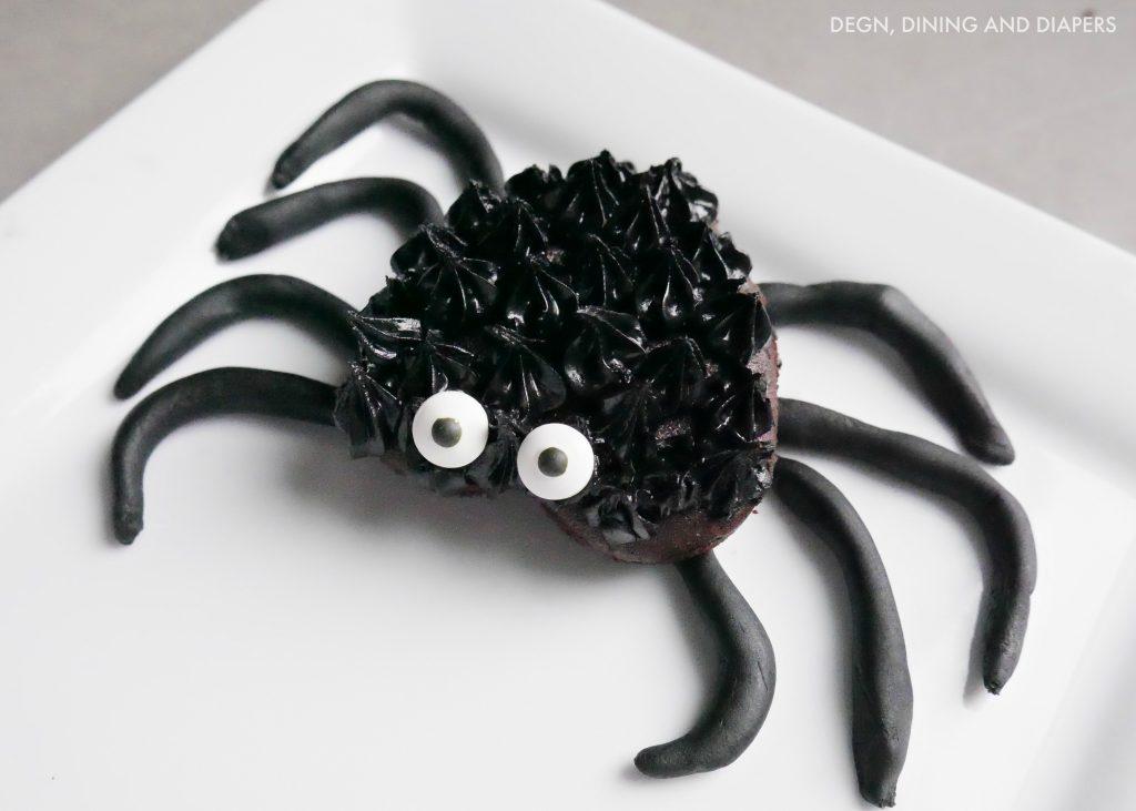 easy-spider-cakes