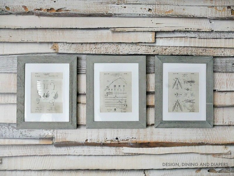 Vintage Fly Fishing Patent Prints