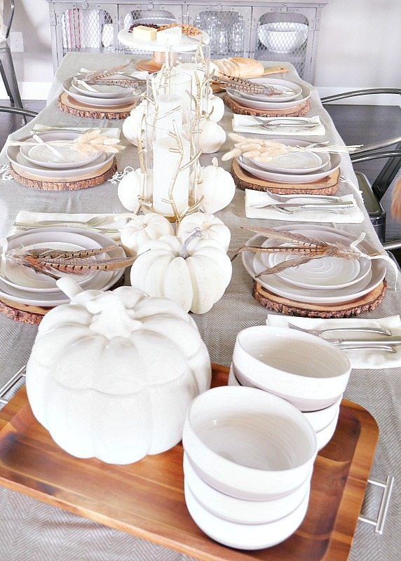 white-and-gray-fall-table-setting