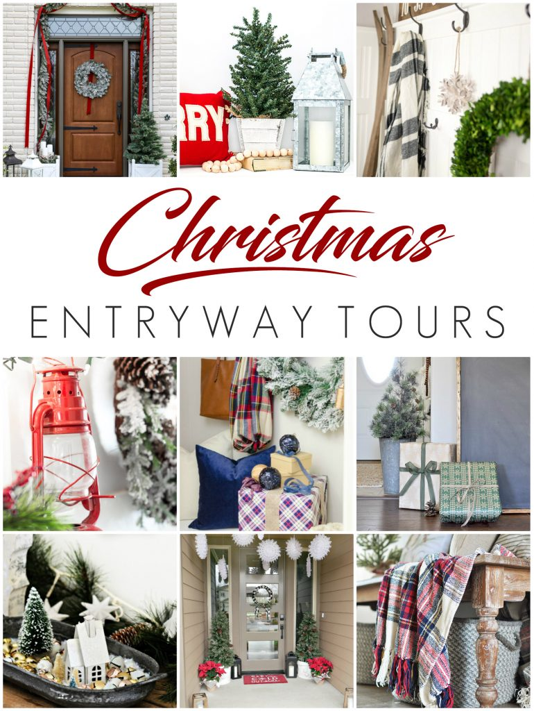 Christmas Entryway Tours
