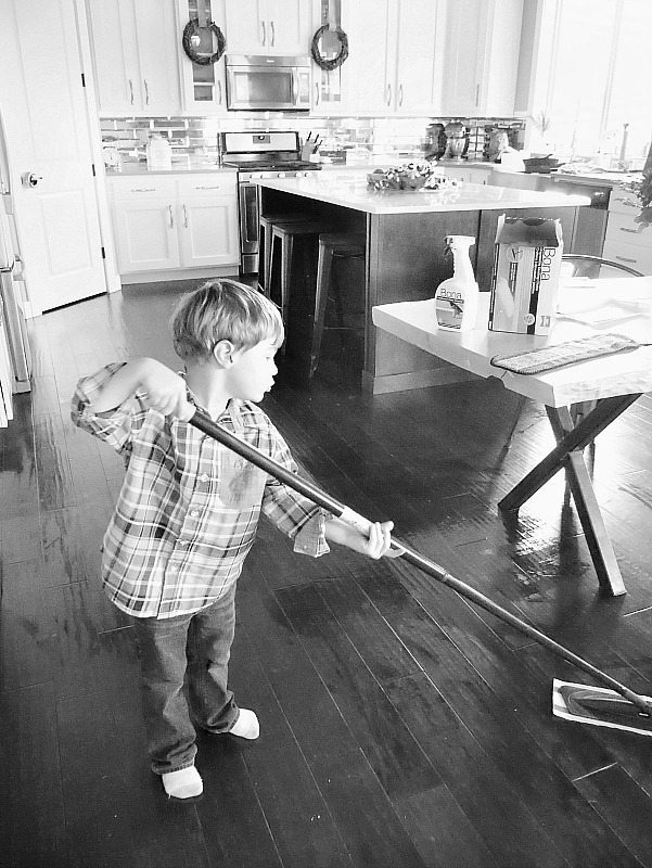 mopping-floors