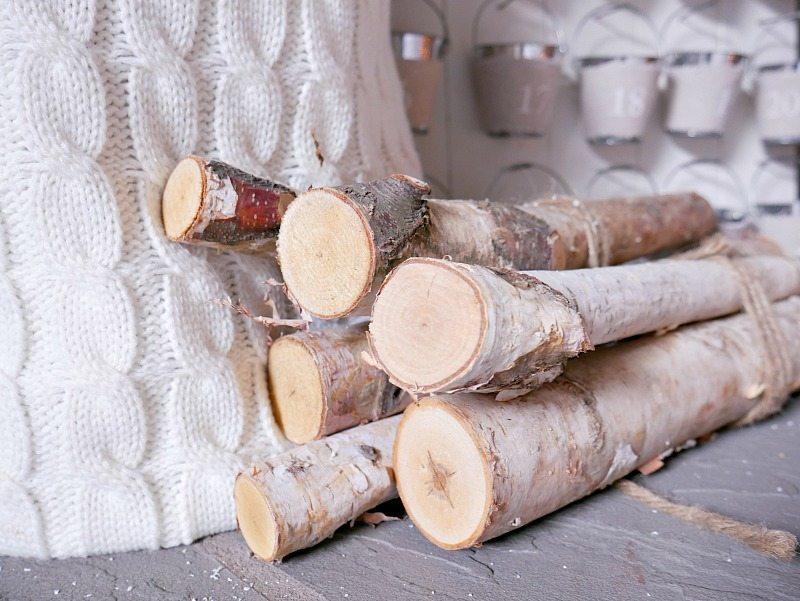 Birch Logs