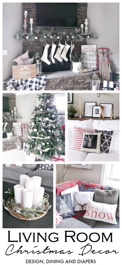 red-black-and-white-living-room-christmas-decor