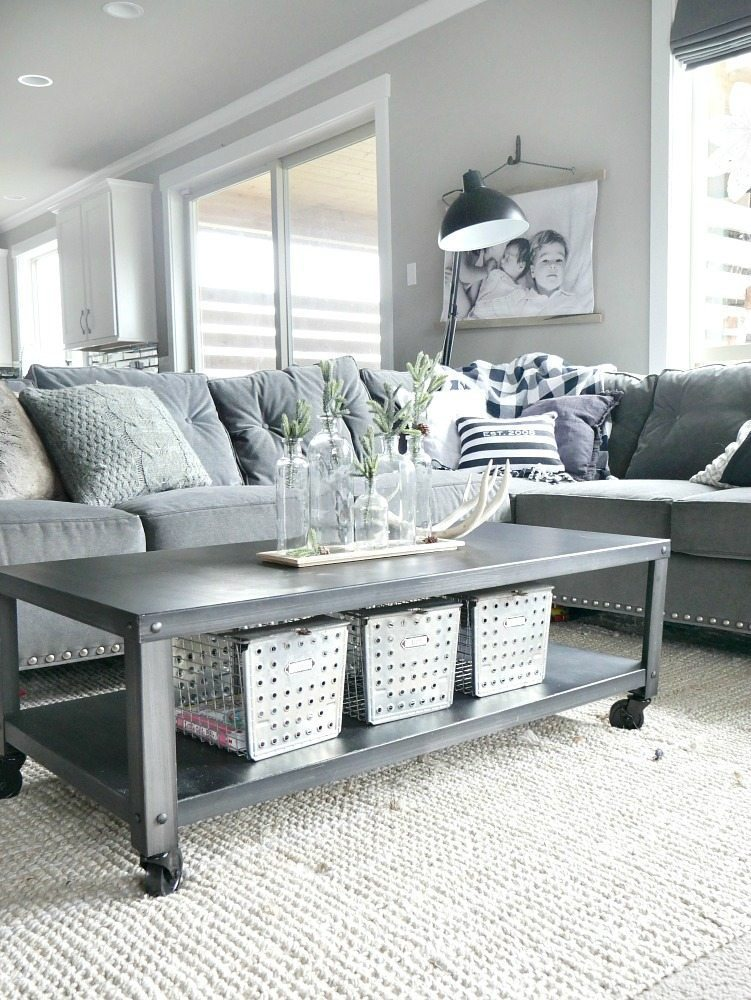 Design, Dining and Diapers Winter Home Tour