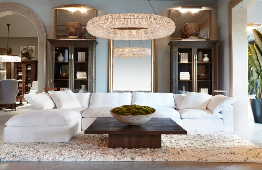 Restoration Hardware The Gallery Taryn Whiteaker