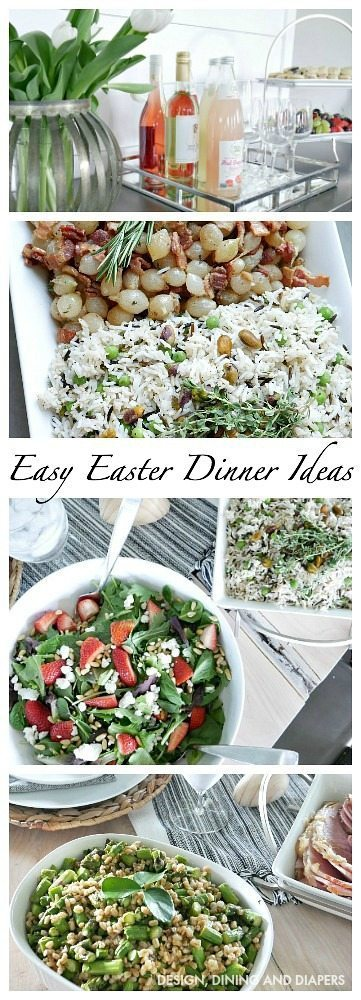 Easy Easter Dinner Ideas