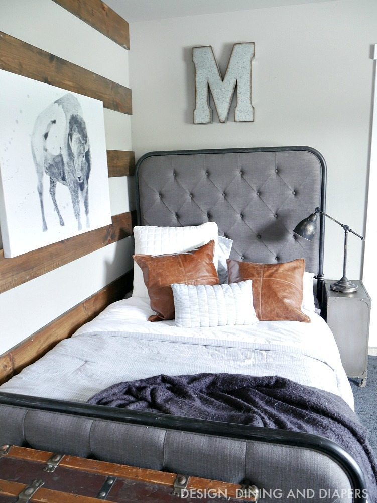 35 Awesome Rustic Style Kid's Bedroom Design Ideas
