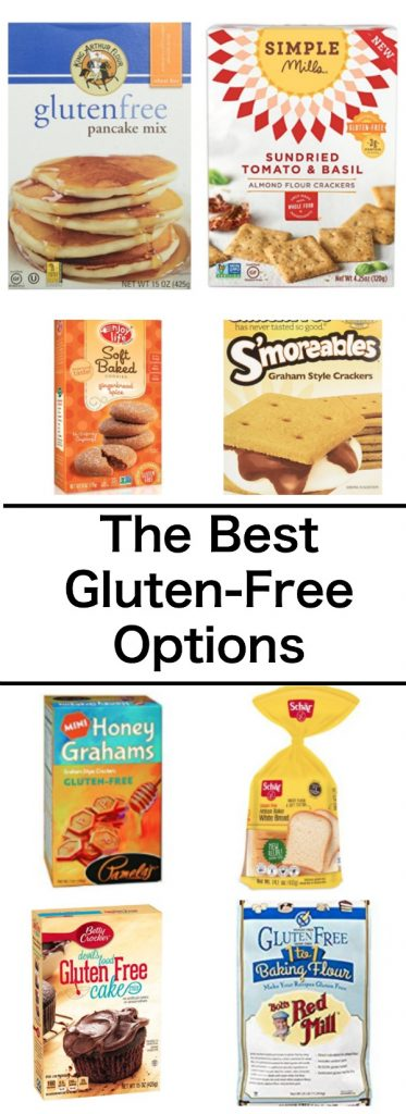 The Best Gluten-Free Options